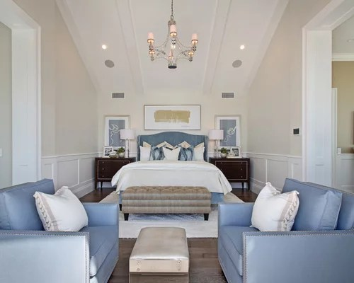 Blue Cream Bedrooms Home Design Ideas Pictures Remodel