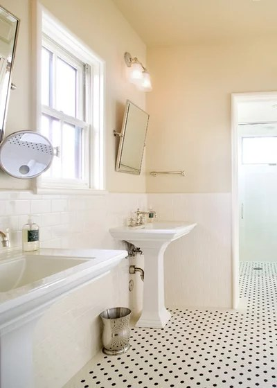 Traditional Bathroom by Webber + Studio, Architects