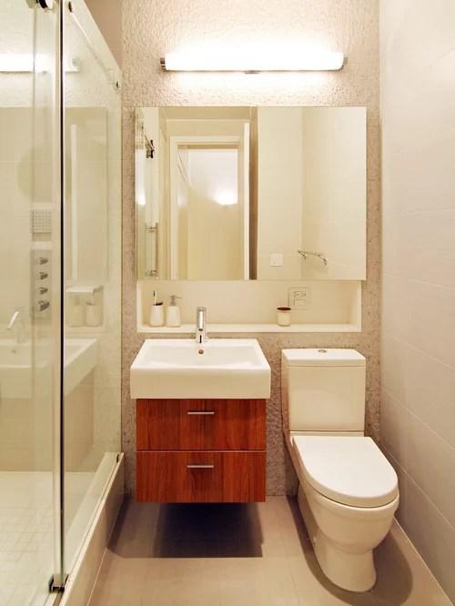 Small Space Bathroom Design Ideas & Remodel Pictures | Houzz on Bathroom Design In Small Space  id=21501