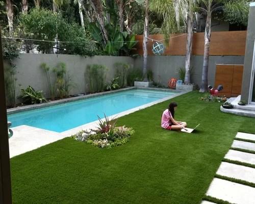 Best Backyard Artificial Grass Design Ideas & Remodel ... on Artificial Grass Backyard Ideas  id=20212