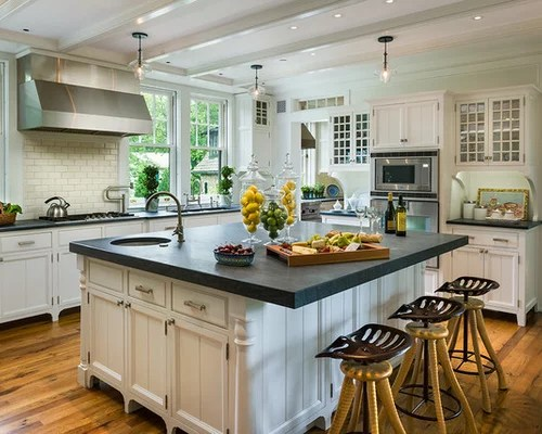 Thick Countertops | Houzz on Countertop Decor  id=45941