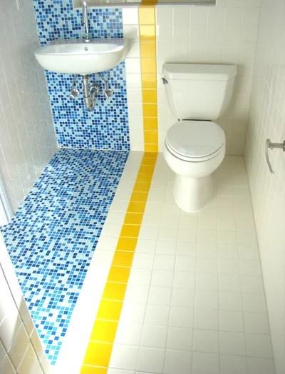 9 Big Space-Saving Ideas for Tiny Bathrooms on Space Bathroom  id=16155