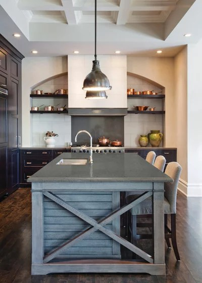 Transitional Kitchen by ELEVATIONS | Design Solutions by Myers