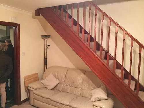 Under Stairs In Living Room | Living Room Design Under Stairs | Kid | Space Saving | Luxury Modern | Small Space | Storage