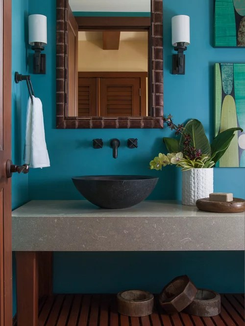 tropical exterior paint colors home design ideas pictures on blue paint bathroom ideas exterior id=98816