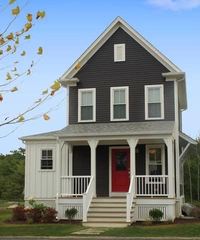 Farmhouse Exterior by Union Studio, Architecture & Community Design