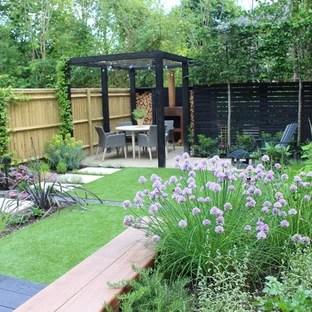 75 Most Popular Small Garden Design Ideas for 2019 ... on Modern Back Garden Ideas id=38873