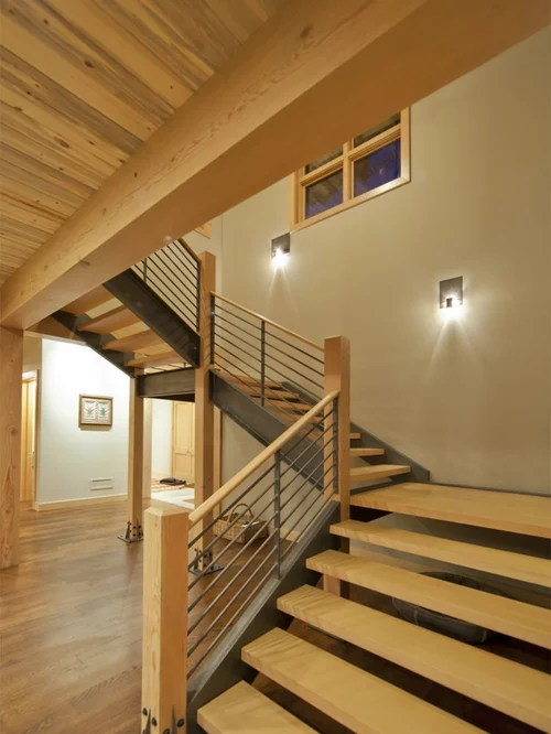 Modern Stair Railings Home Design Ideas Pictures Remodel