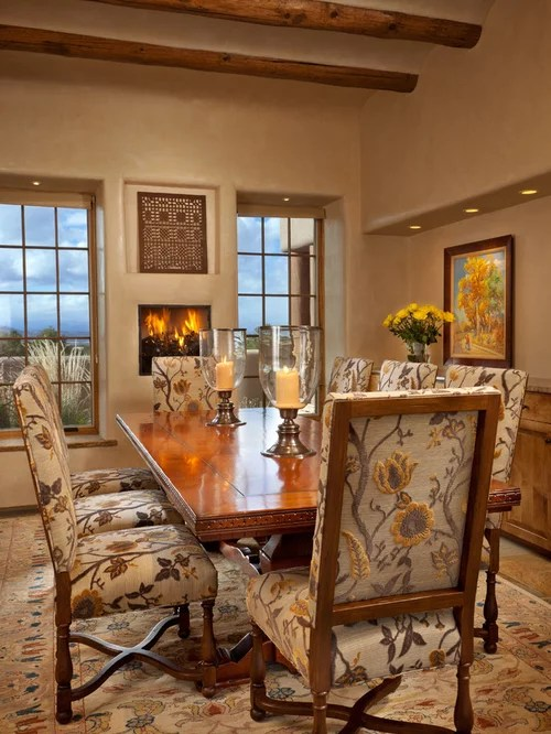 Southwestern Dining Room Design Ideas Remodels Amp Photos