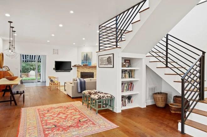 Farmhouse Staircase by Urban Fabric