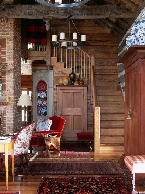 Hunting Lodge Home Design Ideas Pictures Remodel And Decor