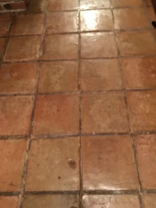 put over my saltillo tile floors