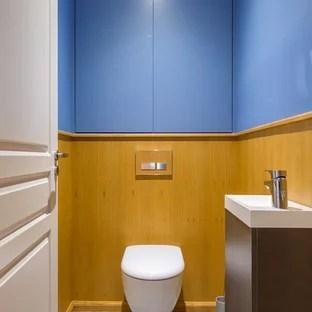 Peinture Toilette Tendance | Kapokto