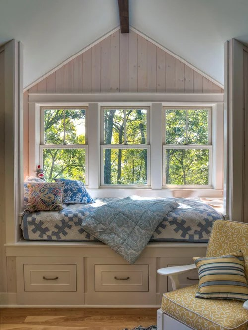 Window Seat Bed Design Ideas Amp Remodel Pictures Houzz