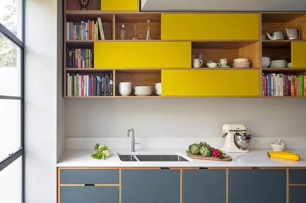are these the best kitchen storage ideas on houzz?