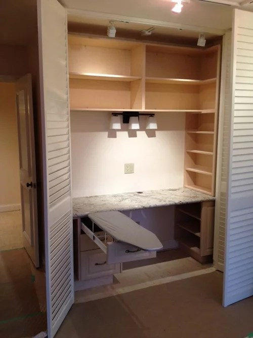 Sewing Closet Home Design Ideas Pictures Remodel And Decor