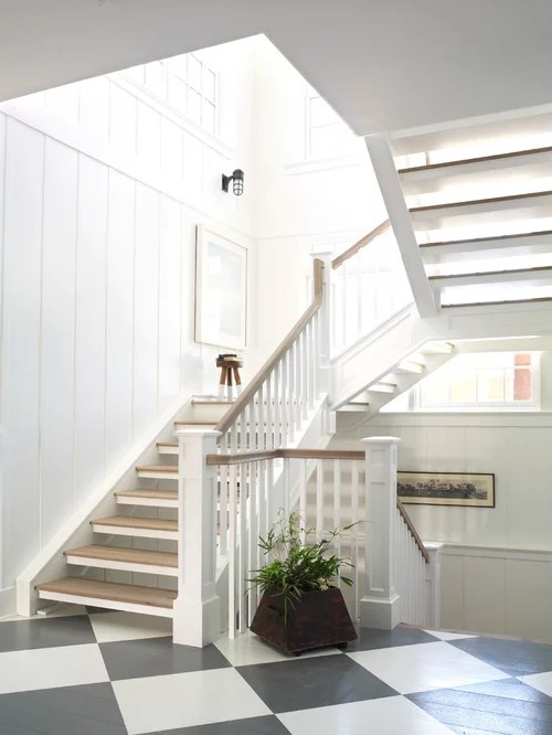 Open Stair Treads Ideas Pictures Remodel And Decor