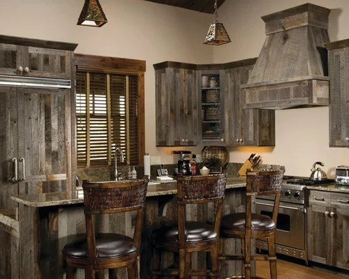 Barnwood Cabinets Houzz