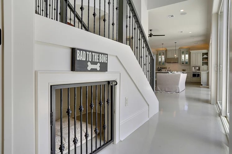 Contemporary Hall by Maison de Reve Builders LLC