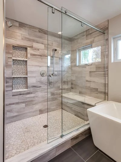Contemporary Bathroom by JM Kitchen & Bath