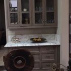 Parkway III Transitional Kitchen New York By