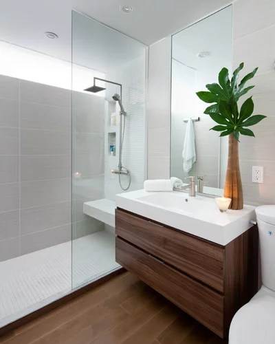 Modern Bathroom by Paul Kenning Stewart Design