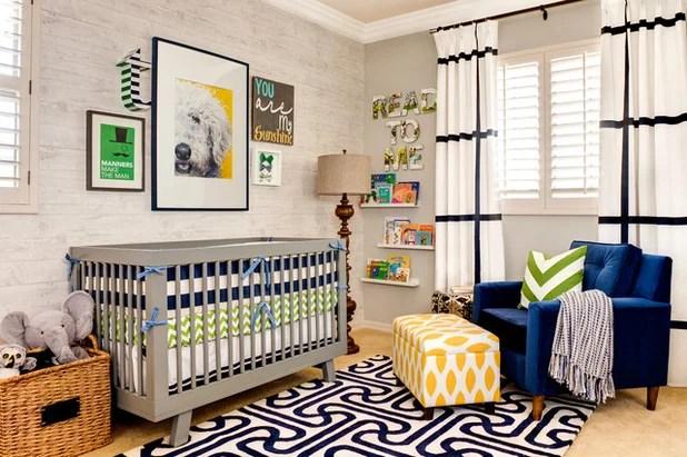 contemporain chambre de bebe by j j design