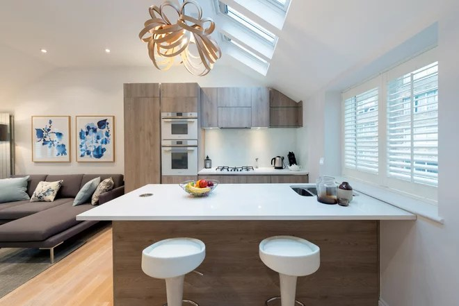 Contemporary Kitchen by The Furniture Union