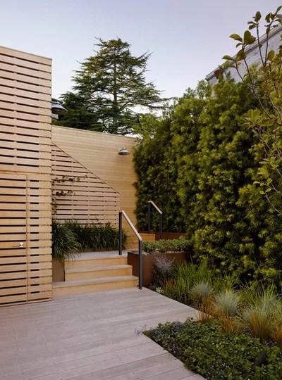 Deck by Scott Lewis Landscape Architecture
