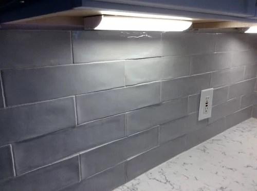 bad tile install or bad installer