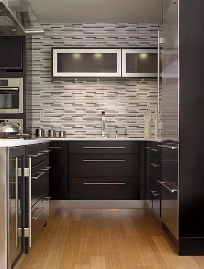 Contemporary Kitchen by Custom Closet & Cabinet Systems