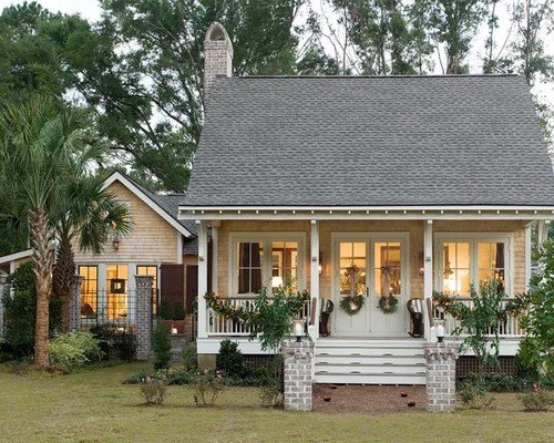 Coastal Cottage Decorating Ideas Exterior Beach Style With Island Living French White Oak Floor