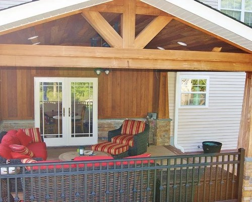 Outdoor Great Room with Awesome Covered Structure in ... on Sparta Outdoor Living id=14362