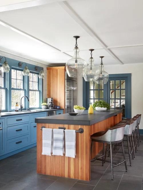 25 Best Farmhouse Kitchen Ideas | Houzz on Farmhouse Countertops  id=17515
