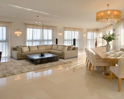 Living Room Flooring Tiles Houzz