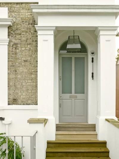 Victorian Entry by STEPHEN FLETCHER ARCHITECTS