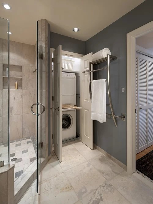 Bathroom Washer Dryers Design Ideas Amp Remodel Pictures Houzz