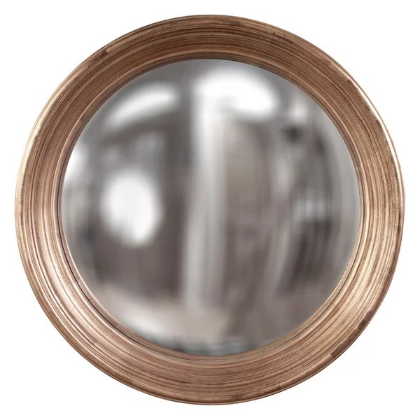 Howard Elliott Silas Silver Large Mirror