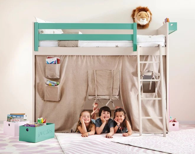 Dormitorio infantil by Cuckooland