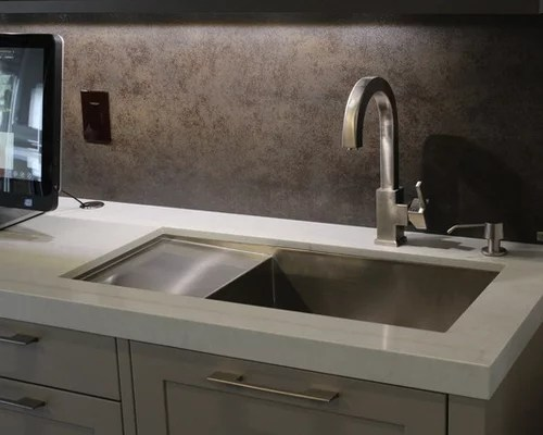 Solid Surface Backsplash Ideas Pictures Remodel And Decor