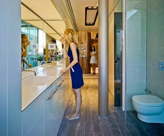 Contemporáneo Cuarto de baño by Clavel Arquitectos