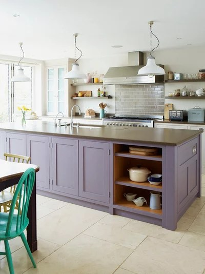 Traditional Kitchen by Christopher Peters