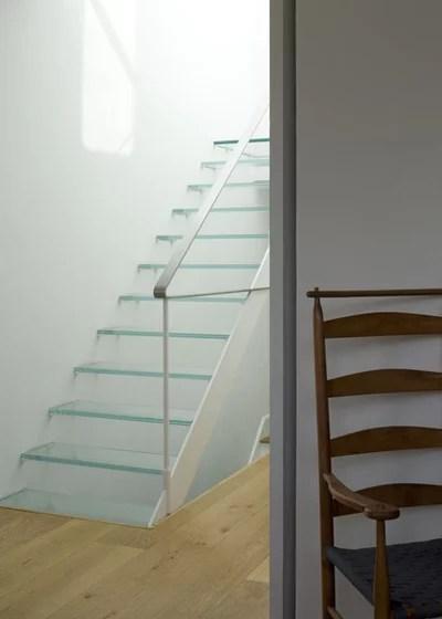 Contemporáneo Escalera by Luis Trevino Architects