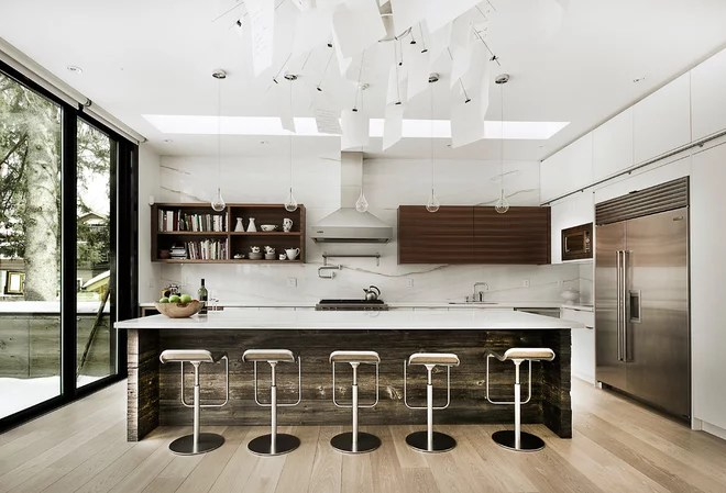 Modern Kitchen by Affecting Spaces