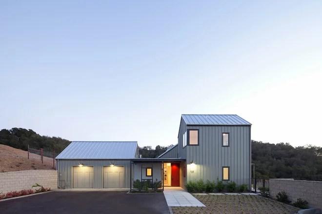 Farmhouse Exterior by Semmes & Co. Builders, Inc