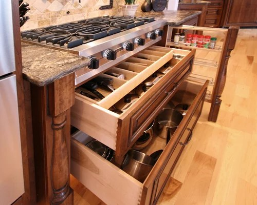 Best Drawers Under Cooktop Design Ideas Amp Remodel Pictures