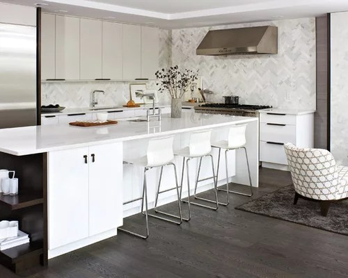 Kitchen Ideas Contemporary White
