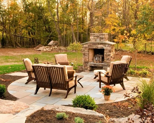 small outdoor patio fireplaces Small Outdoor Fireplace | Houzz