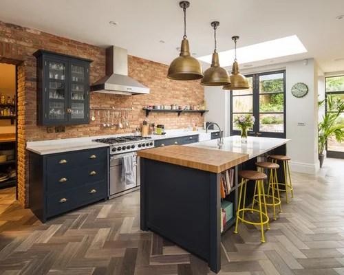 Houzz Farmhouse Kitchen Design Ideas Remodel Pictures