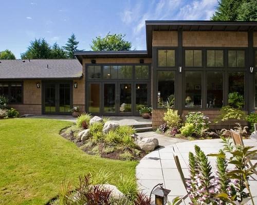 Modern Cedar Siding Home Design Ideas, Pictures, Remodel ... on Contemporary Siding Ideas  id=35046
